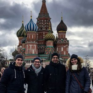 Free Tour in Moscow Centre
