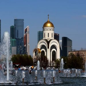 Moscow Victoy Park Tour
