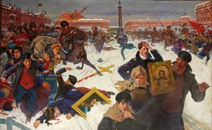 First Russian Revolution 1905-1907