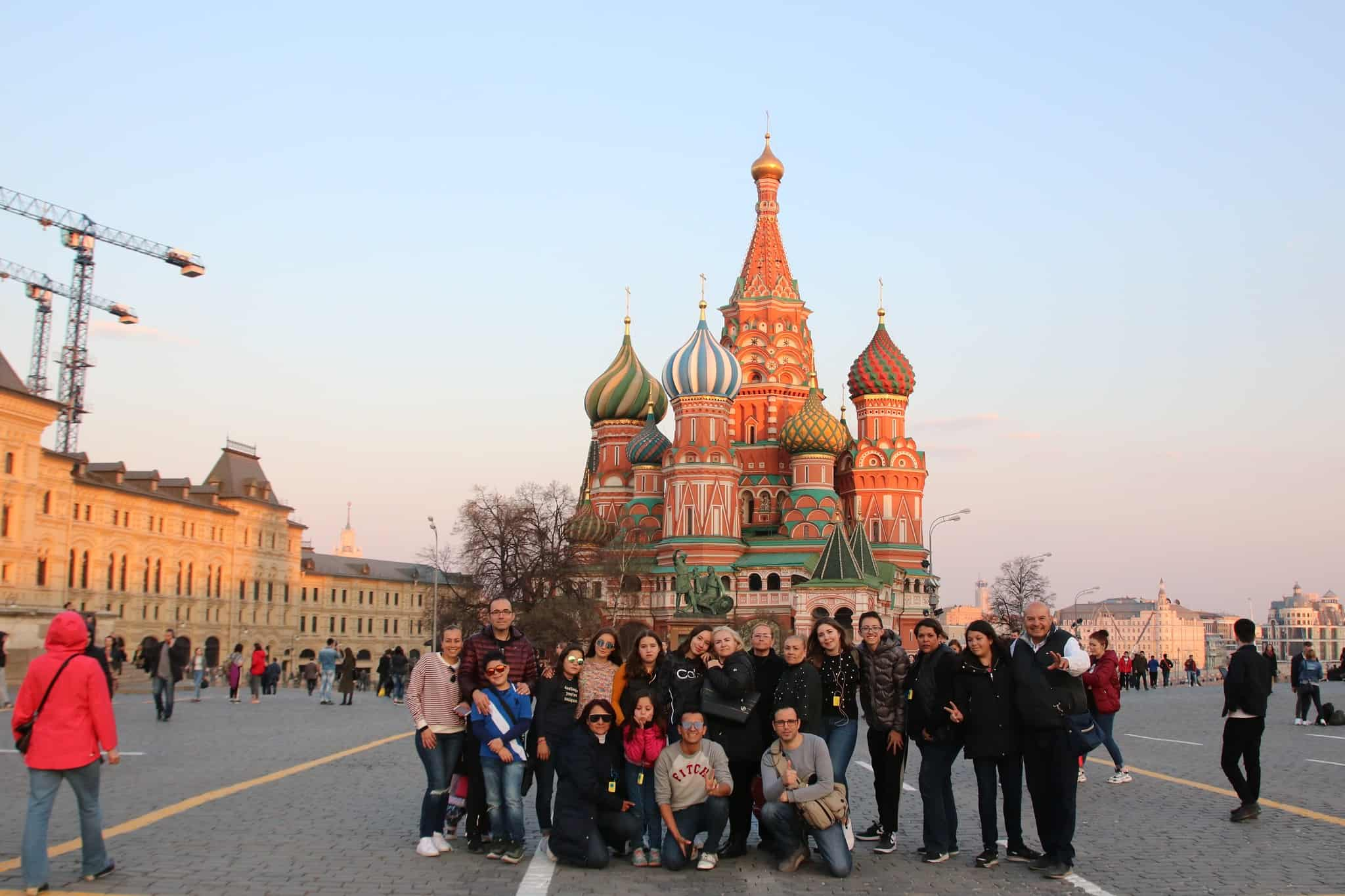 MOSCOW FREE WALKING TOUR
