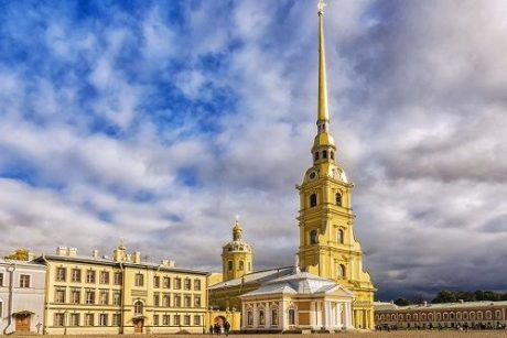 Saint Peter and St Paul fortress