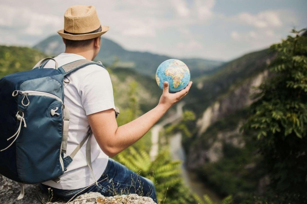 The psychological effects of traveling
