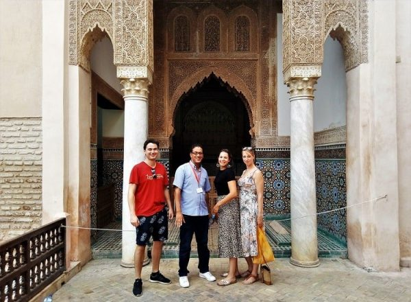 Marrakech Medina Free Walking Tour With A Local Guide