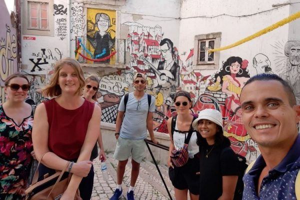 Free Tour in Lisboa Center