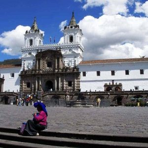full-day tour in Quito