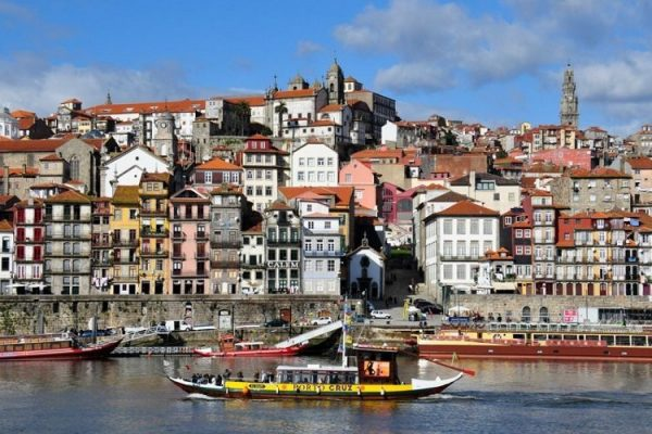 Boat trip on the Douro River