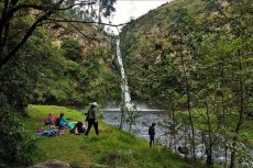 Waterfalls Tour in Quito