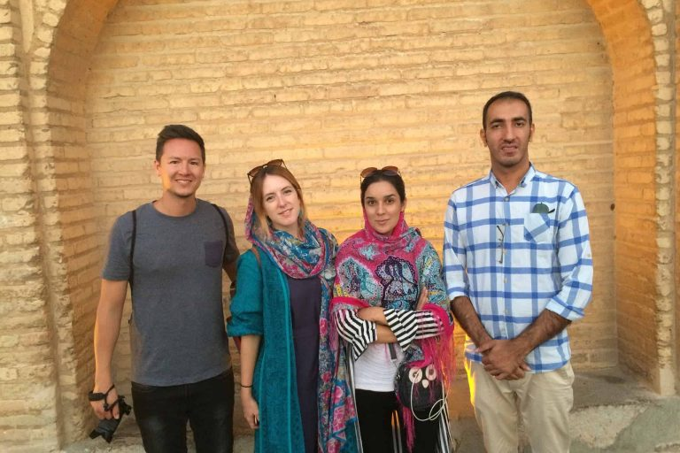 Free Tour in Isfahan